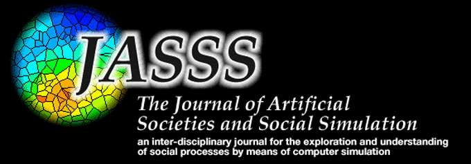 social simulation Scale social simulations a core research effort for the lab is the computational simulation and modeling of society (cosmos) project, which is focused on.